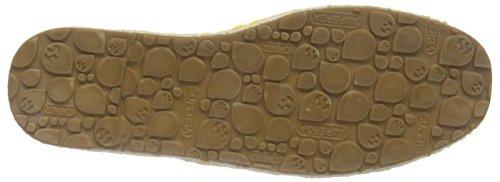 Superga Unisex-Erwachsene 4524 Cotu Low-Top Gelb (176)