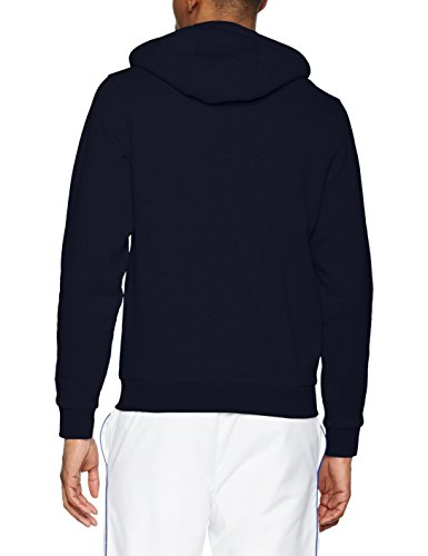 Lacoste Herren Sweatshirt Blau (Marine/Argent Chine)