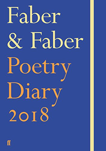 Faber & Faber Poetry Diary 2018: Royal Blue (Diaries 2018)
