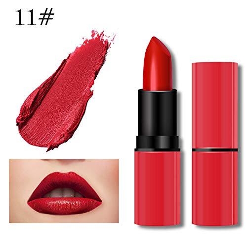 Lipgloss,Rabatt,PorLous 2019 Beliebt 1 STÜCK Neue Mode Wasserdichte Matte Flüssigen Lippenstift Kosmetik Sexy Lipgloss Feuchtigkeitsspendend 4