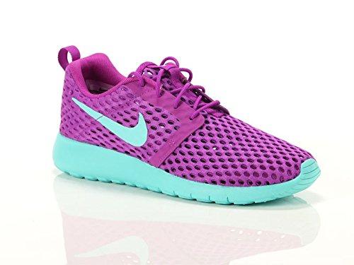 size 40 fd2bd 39ac4 Nike NIKE - ROSHE ONE FLIGHT WEIGHT - 705486502 - COLOR CELESTE-ROSA -  SIZE 38.5