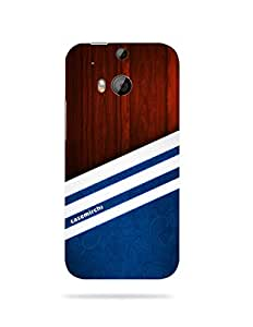 casemirchi creative designed mobile case cover for HTC ONE M8 / HTC ONE M8 designer case cover (MKD10010)