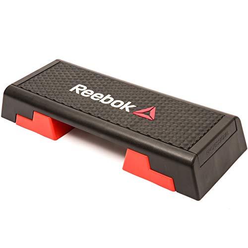 Reebok Step Steppbrett Schwarz/Rot 102 x 38.5 x 25