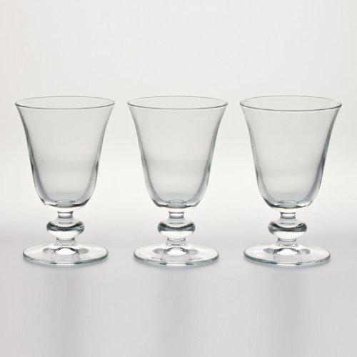 Table Passion - verre à eau en verre tulipe 28 cl (par3)