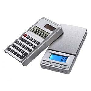 BALANCE DIGITAL CALCULATRICE - 0.01g / 300g