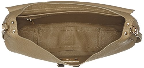 FURLA - Club Medium Crossbody, Borse a tracolla Donna Verde (Kaki C)