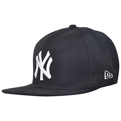 Krystle Black cap for Man and Woman / Snapback cap / hiphop and baseball caps(N-Y)  available at amazon for Rs.210