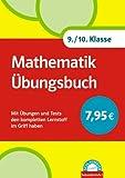 Schlaumeier: Mathematik Übungsbuch 9./10 - Klasse: Mit Übungen und Tests den kompletten Lernstoff im Griff haben - Hans Bergmann, Uwe Bergmann, Karola Bergmann