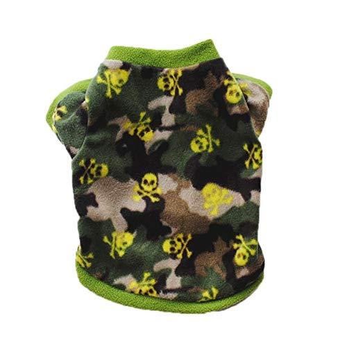 FORMEG Hundekleidung Haustier Weihnachtsnetter Muster-Kostüm-Haustier-Hund Kleidet Vlies-Mantel-Haustier-Welpen-Warme Winter-Pullover-Hemd-Dackel-Niedliche - Dackel Kostüm Muster