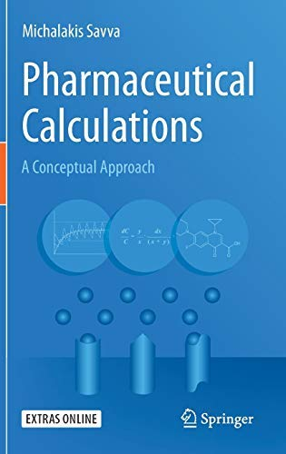 Pharmaceutical Calculations: A Conceptual Approach (English Edition)