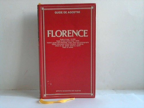 Florence. Vistitors guide with itineraries, maps, plans and photographs