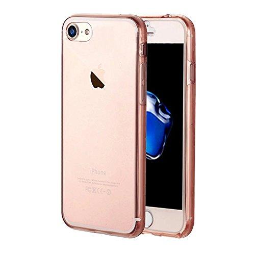 iPhone 6 Plus Case (5.5 pollice), Bonice iPhone 6S Plus Cover,Bonice Colorato Ultra Thin Morbido TPU Silicone Rubber Clear Trasparente Back Creativo Case –pulcino 02 Pattern 27
