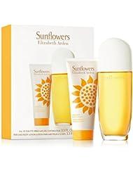 Elizabeth Arden Sunflowers Eau de Toilette Gift Set For Her, 100 ml