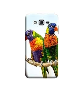 Ebby Premium 3d Desinger Printed Back Case Cover For Samsung On5 (Premium Desinger Case)