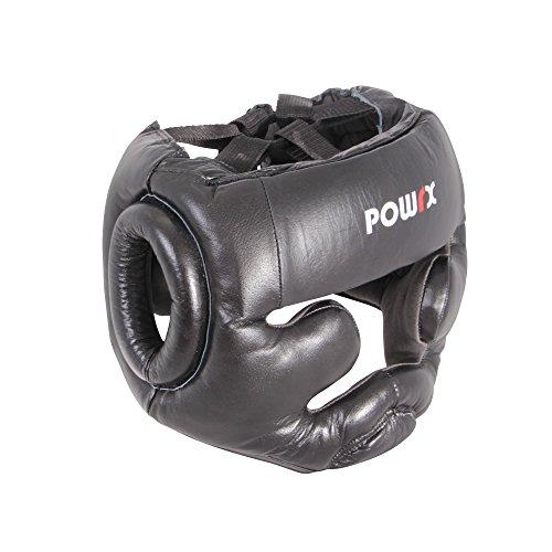 Kopfschutz für MMA Kampfsport oder Boxen Kunstleder Abbildung 2