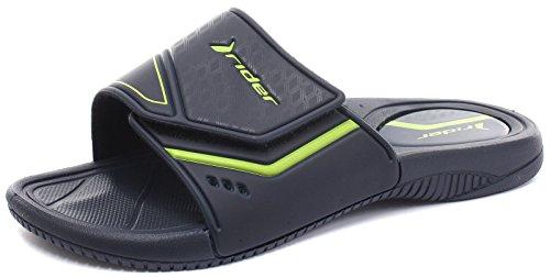 Rider Speed III, Sandales de bain homme Blue/Green