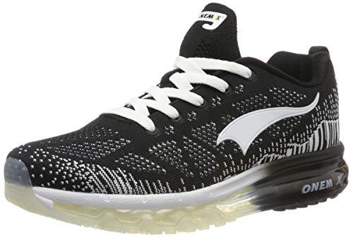 ONEMIX Air Chaussures de Course Running Sport Compétition Trail Homme ete Baskets Basses