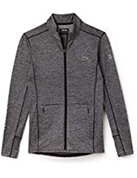 Lacoste Men s Novak Djokovic Zip Sweatshirt 05256abe36