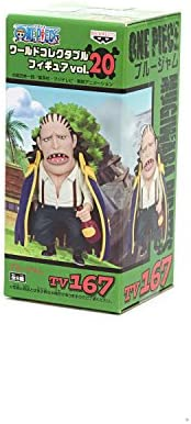 One One One Piece Collectable New World Figure Vol.20 - Blue Jam (TV167) | Forme élégante  b696bf