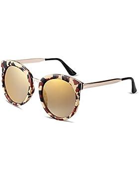 Ilove EU Mujer Mode Gafas de sol elegante gato ojos conducción gafas gafas de sol 4colores a elegir.