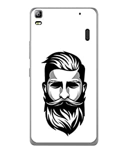 Digiarts Designer Back Case Cover for Lenovo A7000 :: Lenovo A7000 Plus :: Lenovo K3 Note (Saying Quotation Teaching Learn)