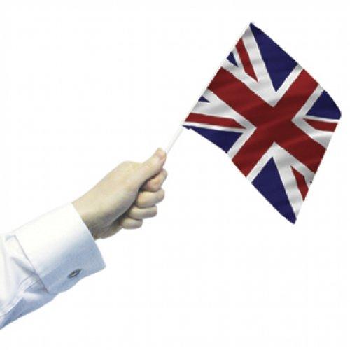 Grande Bretagne Union Jack 90 x 60 cm-Drapeau à agiter