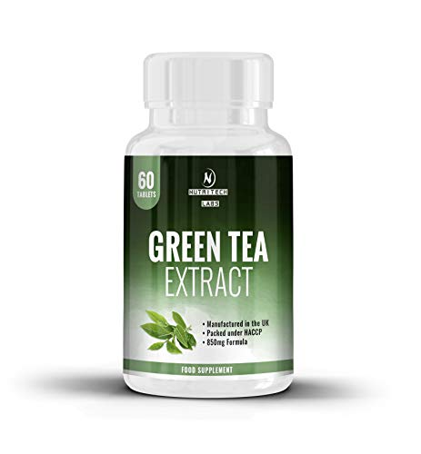 Té verde cápsulas - alta resistencia- tabletas extracto