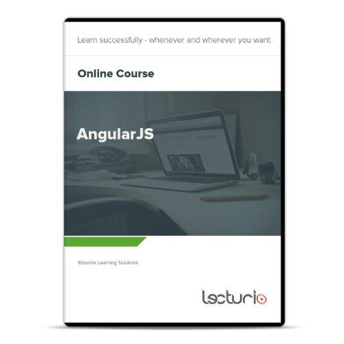 Online-Videokurs AngularJS von Eduonix Learning Solutions