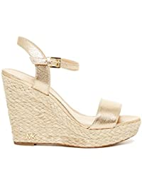 Michael Kors - Zapatillas para deportes de exterior para mujer dorado dorado 35