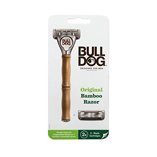Bulldog Skincare - Original Bamboo Razor
