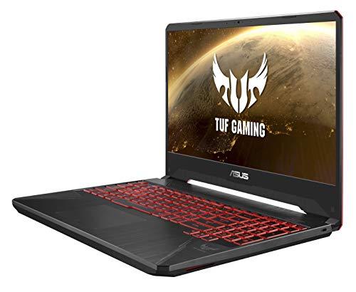 "ASUS TUF Gaming FX505GD 15.6"" FHD Laptop GTX 1050 4GB Graphics (Core i5-8300H/8GB RAM/1TB HDD/Windows 10/Black Plastic/2.20 Kg), FX505GD-BQ136T Image 7"