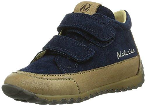 Naturino NATURINO SPRINT VELCRO, Mocassino Bambino, Blu (Blau (9101Bluette)), 20 (4 uk)