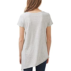 edc by ESPRIT Damen T-Shirt 027cc1k051