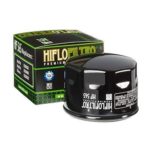 Hiflo Gilera Gp 800 / Gp 800 Centenario 08 09 10 11 12 13 14 Filtro Dell 'ol Io Qualità Originale OE HF565