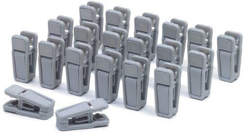 toechmo-slim-line-set-of-10-finger-clips-gray-by-farshop
