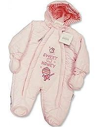 Mono para bebé, tela con bordado y Applique recién nacido