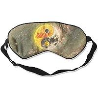 Yin Yang Earth Art Sleep Eyes Masks - Comfortable Sleeping Mask Eye Cover For Travelling Night Noon Nap Mediation... preisvergleich bei billige-tabletten.eu