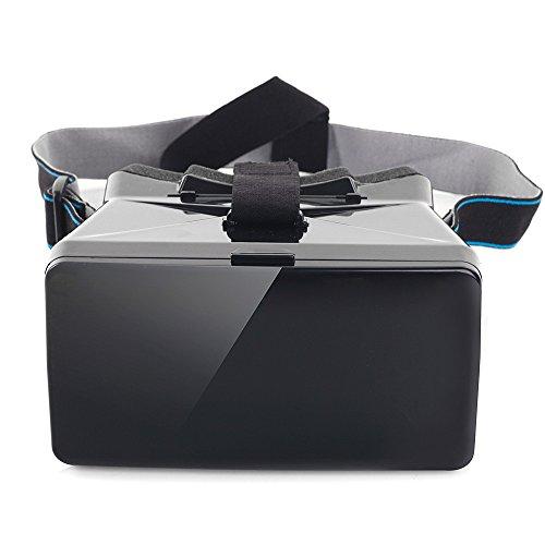 Andoer® VR 3D Gafas con Succión Disco para Teléfonos Inteligentes con el Tamaño hasta 5.5 inch