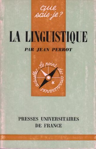 Linguistique (la)