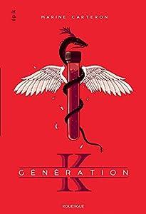 vignette de 'Génération K, tome 1 (Marine Carteron)'
