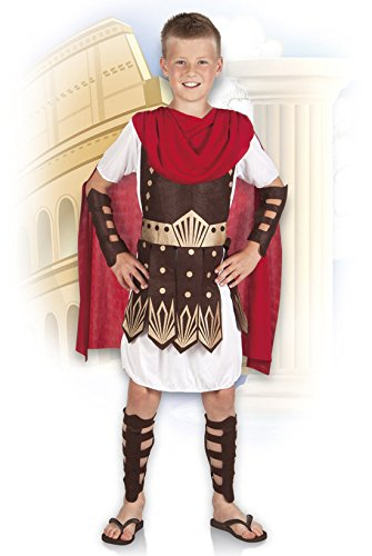 Kostüm Gr. 4 bis 6 Jahre (Gladiator Halloween-outfit)