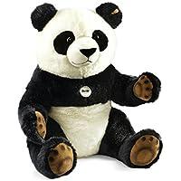 Steiff - 75780 - Peluche - Panda Pummy - Noir blanc 9560b1248597