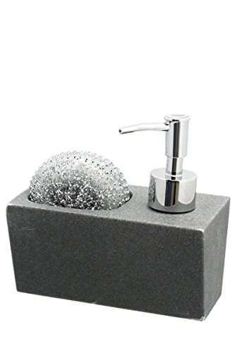 Preisvergleich Produktbild Generic dyhp-a10-code-4809-class-1 – Pumpe grau P Gre modernes Stone Finish nser,  R Seifenspender,  NE FI Kunstharz Seife porary – -nv _ 1001004809-hp10-uk _ 1681