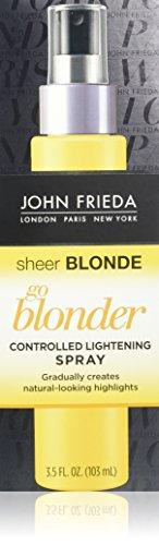 John Frieda Sheer Blonde Go Blonder Controlled Lightening Spray, 3.5 Ounce by John Frieda -