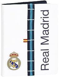 """Real Madrid C.F. - Funda para tablet de 10"""", 20 x 26 x 2 cm (Safta 611356711)"""