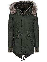 Khujo Damen Parka Arche with Inner Jacket 1718CO163J