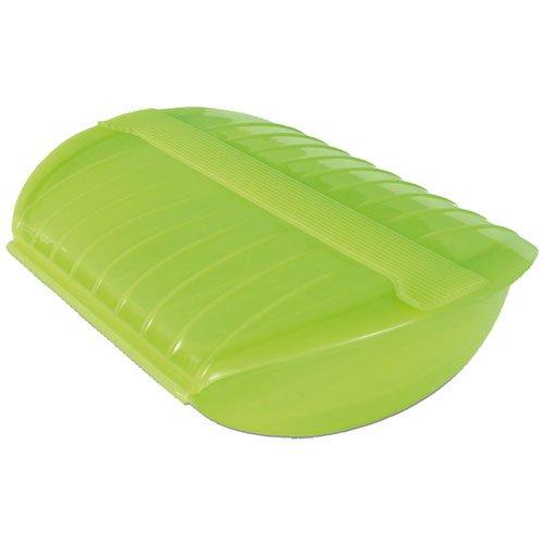 Lékué Coffret Vapeur avec filtre 3-4 pers vert
