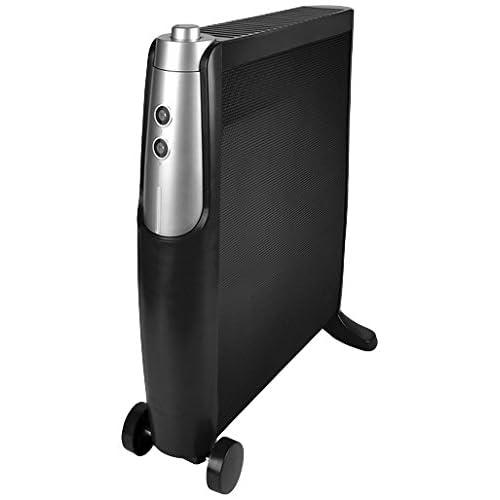 41sT6MSV52L. SS500  - Silentnight 38090 Mica Heater, 2500 W, Black
