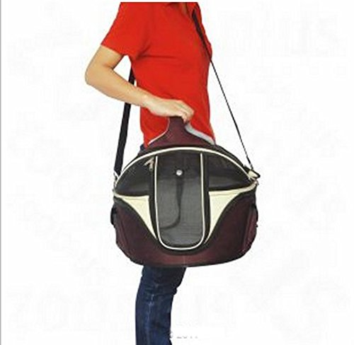 Elegant Innovative Round Hard Case Carrier Bag - Has A Variety Of Different Functions - Ideal For Large Cats & Small… 6