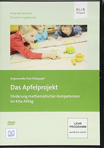 Das Apfelprojekt: Förderung mathematischer Kompetenzen im Kita-Alltag (Angewandte Klax-Pädagogik)